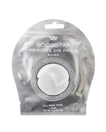 Benzi pentru ochi Princess Silver 3g - Kocostar