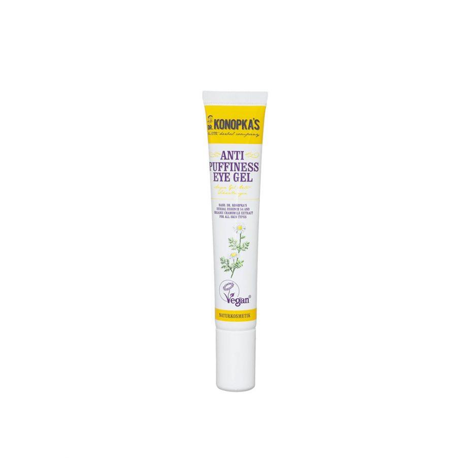 Crema-gel impotriva pungilor de sub ochi 20ml - Dr. Konopka's
