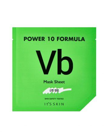 Masca de fata Power 10 Formula VB pentru ten gras si acneic 25ml - It's skin