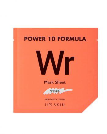 Masca de fata Power 10 Formula WR pentru elasticitate 25ml - It's skin