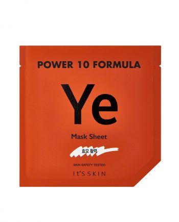 Masca de fata Power 10 Formula YE care reduce inflamatiile 25ml - It's skin