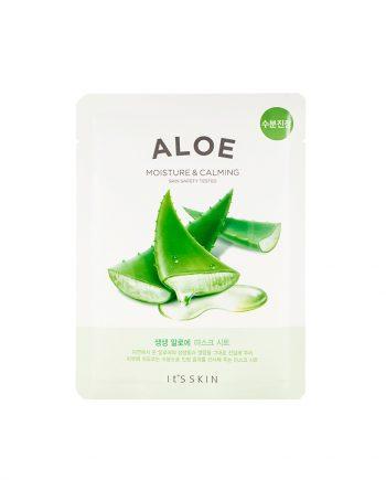 Masca de fata cu extract de aloe 20g - It's Skin