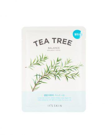 Masca de fata cu extract de arbore de ceai 20g - It's Skin