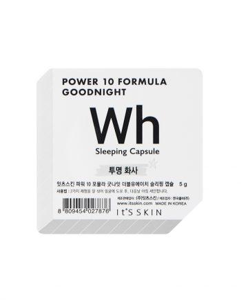 Ser de noapte pentru fata WH Power 10 Formula tonifiant 5g - It's Skin