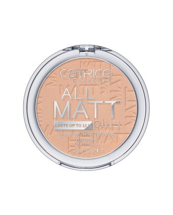 All Matt Plus Powder 025 Sand Beige