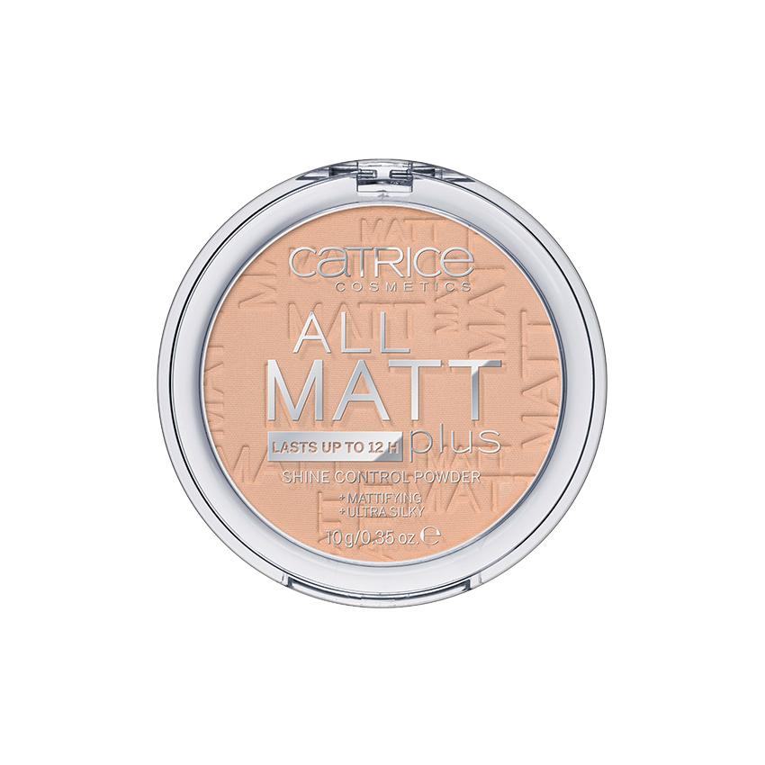All Matt Plus Powder 025 Sand Beige