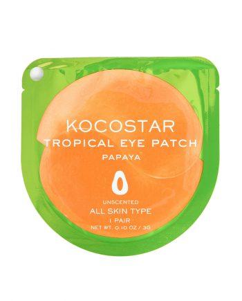 Benzi pentru ochi Tropical Papaya 3g - Kocostar