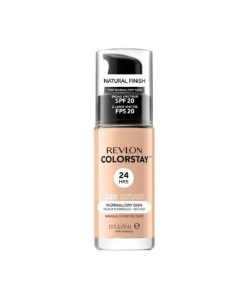 Colorstay Foundation Normal/Dry Skin 220 Natural Beige