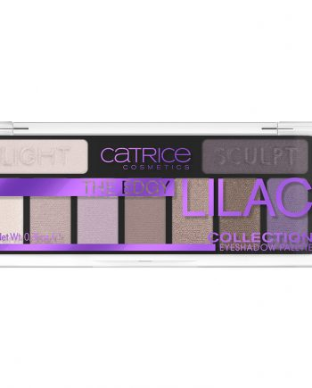 Paleta de farduri The Edgy Lilac Collection
