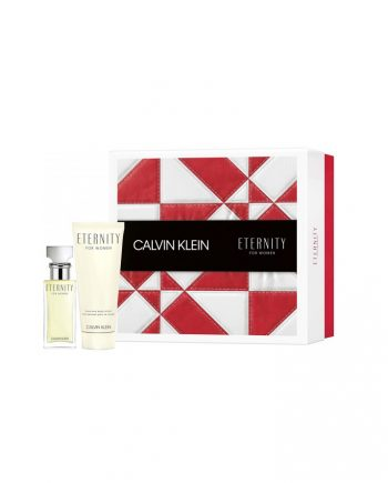 Set cadou Calvin Klein Eternity Woman Apa de parfum 30 ml + Lotiune Corp 100 ml