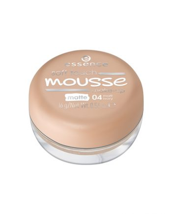 Soft Touch Mousse 04 Matt Ivory