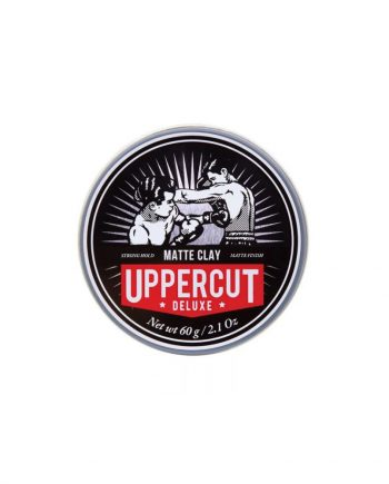 Ceara de par Uppercut Deluxe Matt Clay 60g