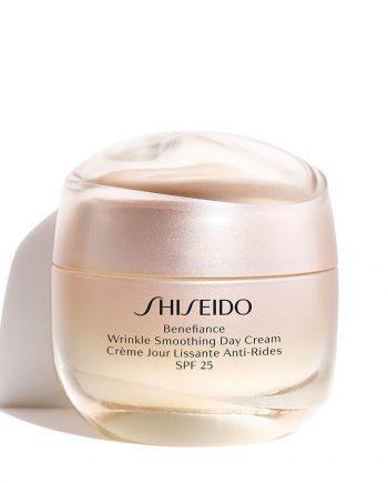 Crema de fata Benefiance Wrinkle Smoothing Day Cream - Shiseido