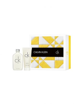 Set cadou Calvin Klein One Apa de toaleta 100ml + Gel de dus 100ml