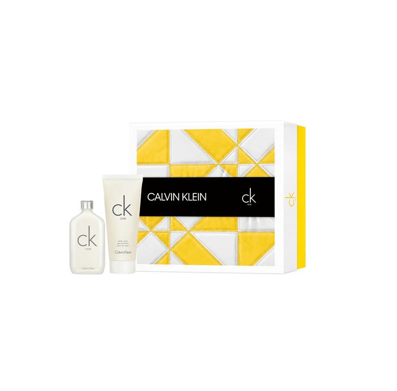 Set cadou Calvin Klein One Apa de toaleta 50ml + Gel de dus 100ml