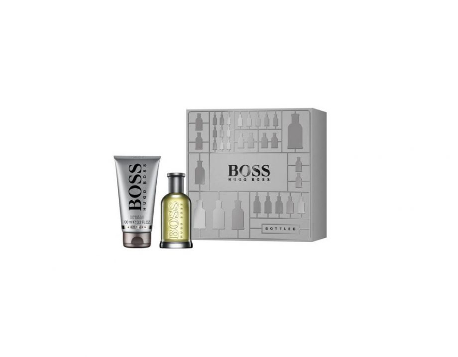 Set cadou Hugo Boss Bottled Apa de toaleta 50ml + Gel de dus 100ml