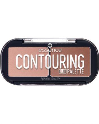 Paleta Contur Essence Contouring Duo Palette 10 lighter skin