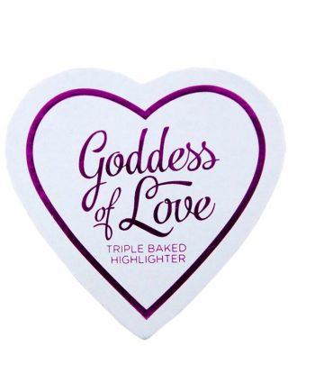 Highlighter Blushing Hearts - Golden Goddess - I Heart Revolution