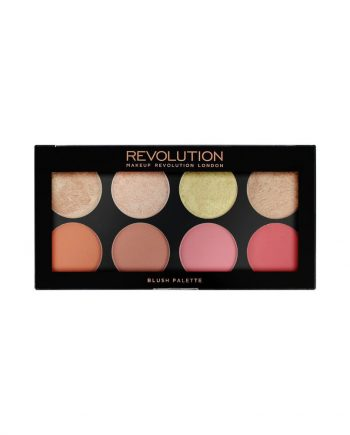 Paleta fard de obraz Revolution Ultra Blush - Blush Goddess