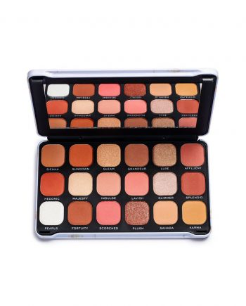 Paleta Forever Flawless Decadent Revolution
