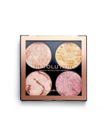 Paleta MakeUp Revolution Cheek Kit - Fresh Perspective