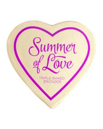 Pudra Bronzanta Blushing Hearts - Love Hot Summer