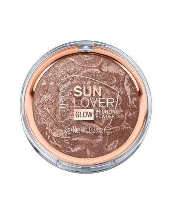 Pudra bronzanta Sun Lover Glow Bronzing Catrice