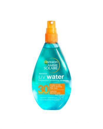 Spray cu protectie solara bifazic Ambre Solaire SPF30