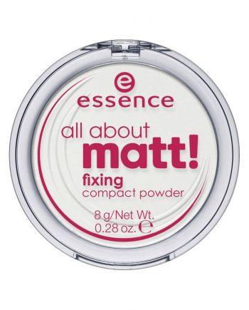 Pudra Translucida All About Matt! Fixing Compact Essence